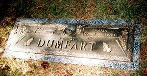 Dumfart-Grave-Marker